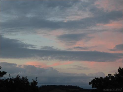 Dragon Goes Wild - Day 62 - Sunset