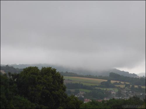 Dragon Goes Wild - Day 67 - Eerie Mist
